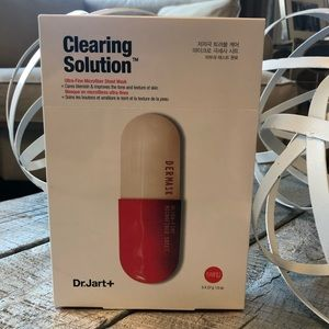 Other - Dr. Jart clearing solution masks. Set of 5.